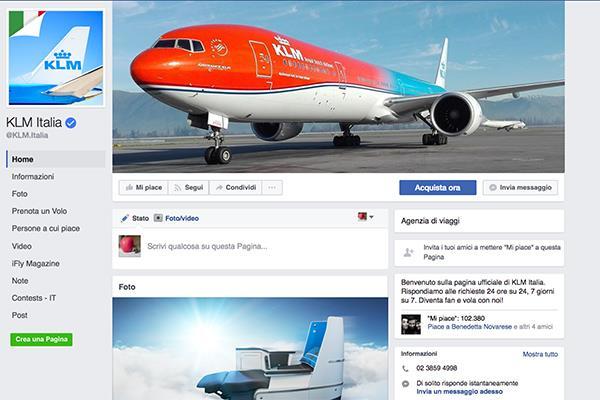 Social Customer Service Facebook